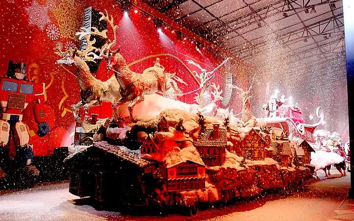 Grande Desfile do Natal Luz Gramado