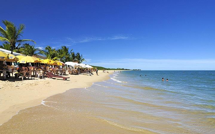 Litoral da Praia Barramares
