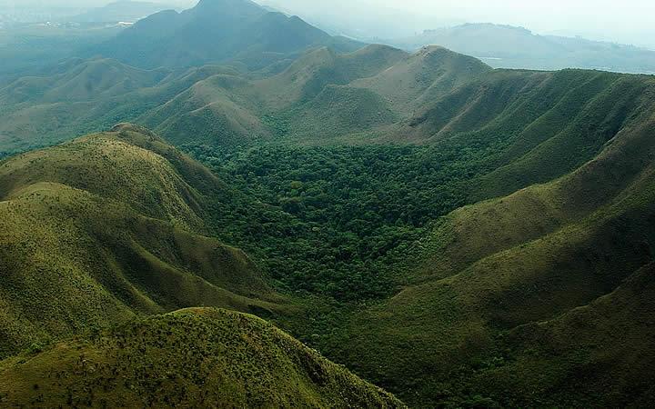 Mirante Morro dos Veados - Serra do Rola Moça em Brumadinho
