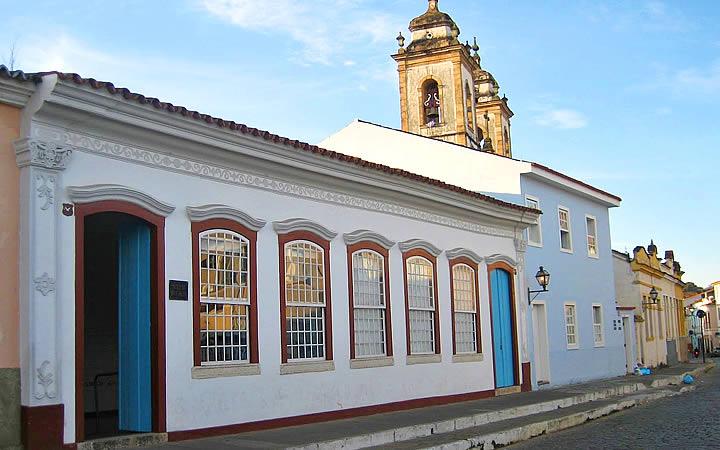 Museu de Arte Sacra - MAS em São João del Rei