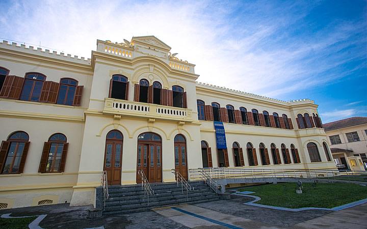 Museu de Pesca em Santos