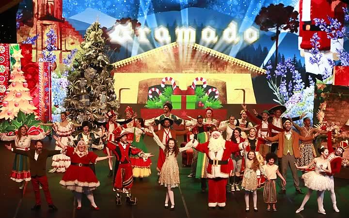 Natal pelo Mundo em Gramado