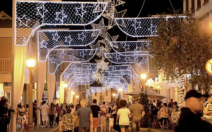 Noite Branca em Garibaldi - Rota de Compras