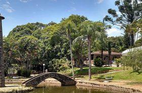 Parque Edmundo Zanoni em Atibaia