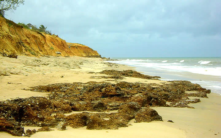 Praia Caraúbas