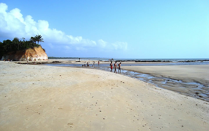 Praia da Costa Dourada
