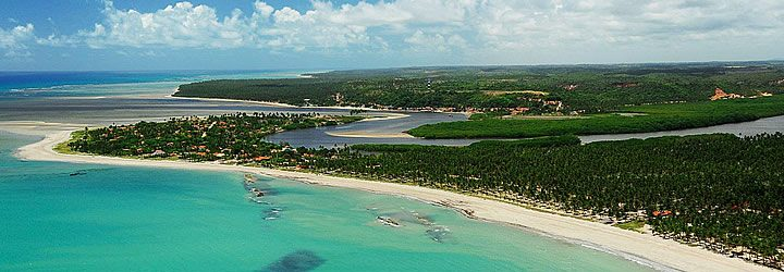 Praia de Japaratinga