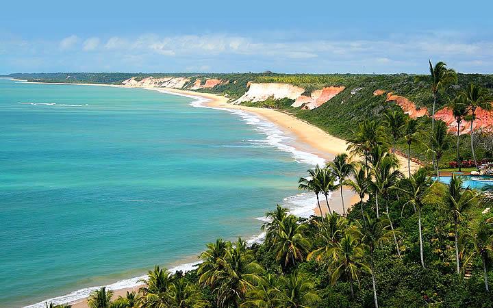 Praia de Pitinga - Arraial d'ajuda