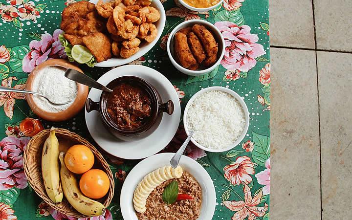Pratos típicos de Morretes