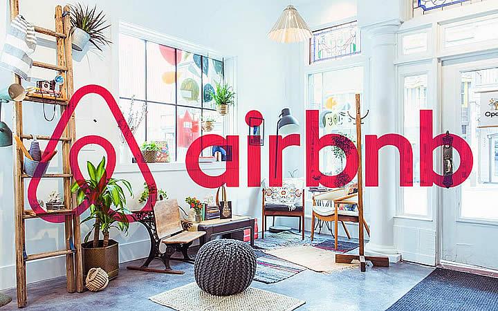 Quarto de hospedagem da Airbnb