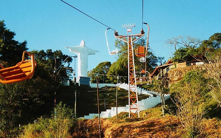 Teleférico de Serra Negra