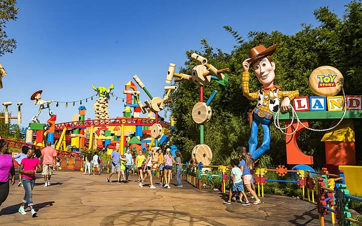 Toy Story Land - Hollywood Studios