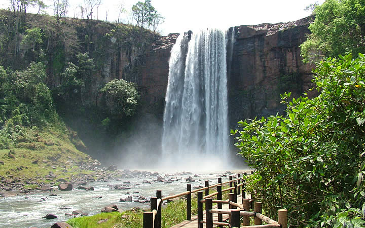 Cachoeira - Rio Sucuriú