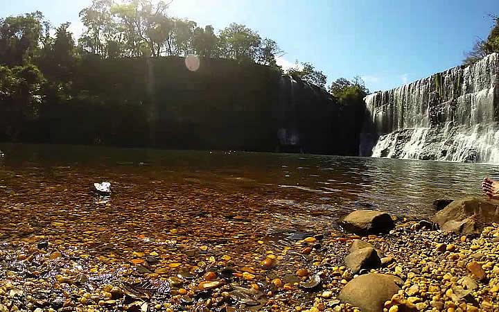 Cachoeira Sacupira
