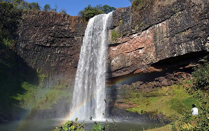 Cachoeira das Irmãs em Uberlândia
