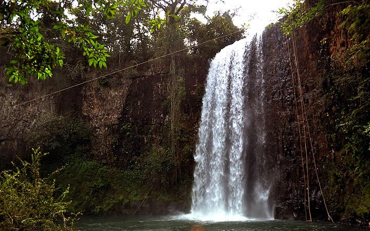 Cachoeira do Britador em Uberlândia