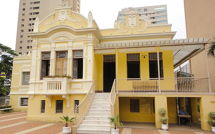 Casa da Cultura de Uberlândia