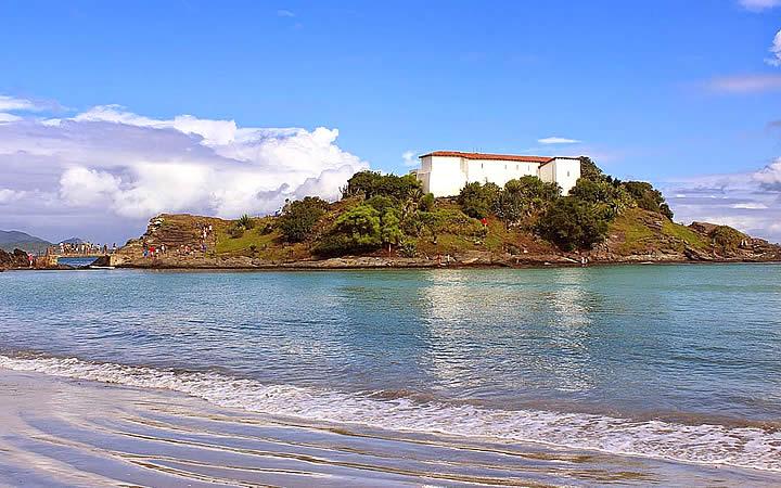 Forte São Matheus em Cabo Frio