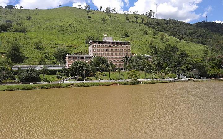 Lago da Represa do Cavalinho