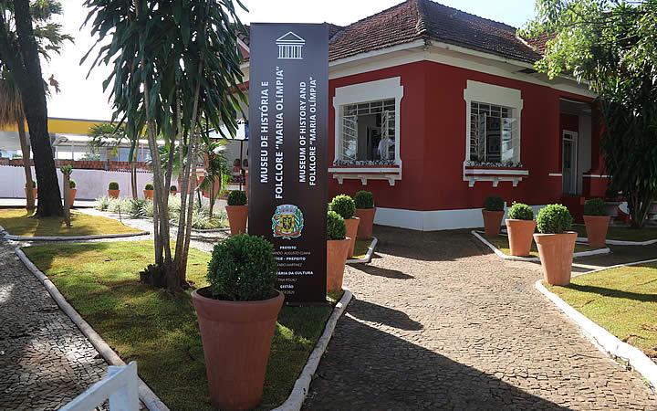 Museu do Folclore em Olímpia