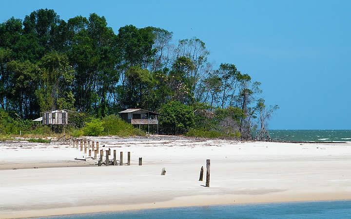 Orla da Praia da Barra Velha