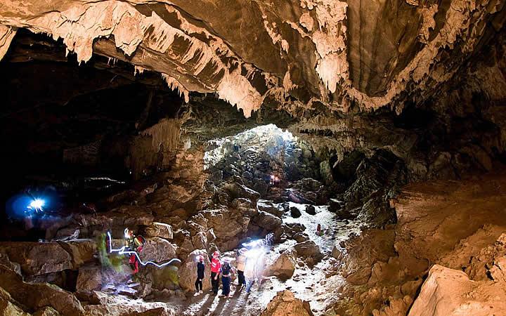 Parque Estadual da Caverna do diabo