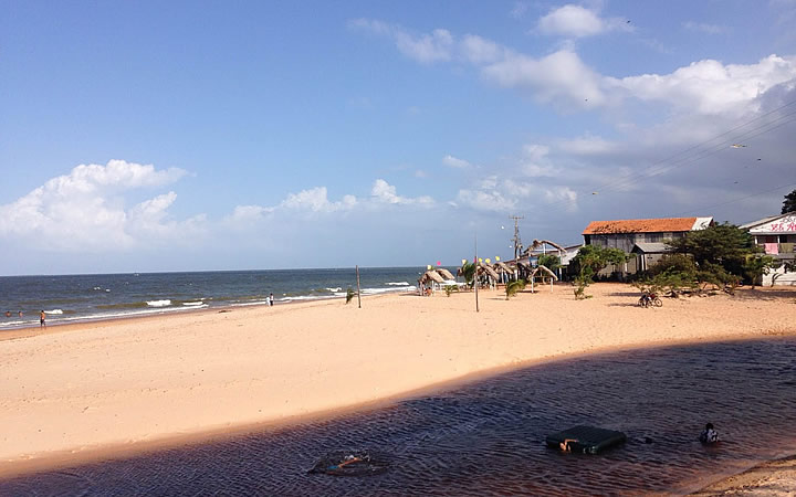Praia Grande de Salvaterra