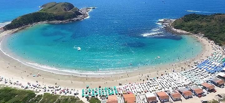 Conheça as Melhores Praias de Cabo Frio Para Você Passear!