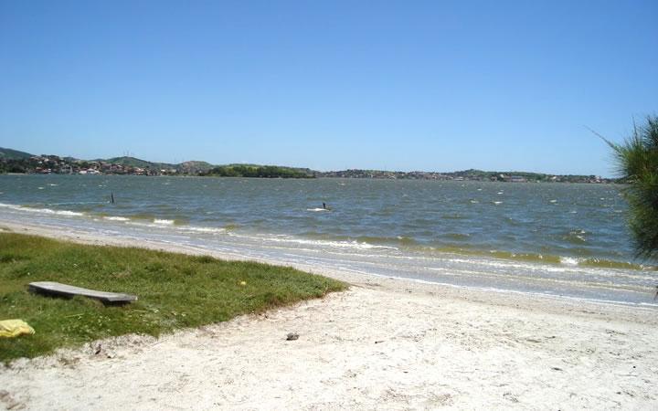 Praia das Palmeiras