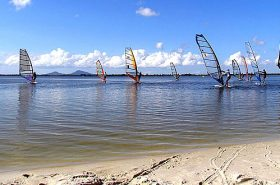 Praias de Araruama - Esporte Náutico