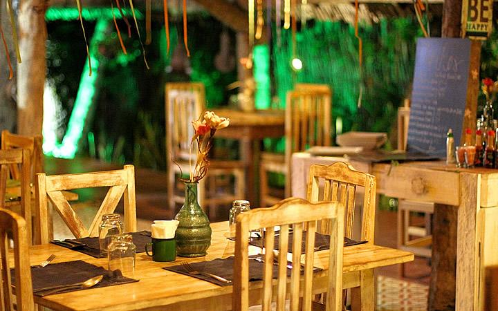 Restaurante Pantai Bar