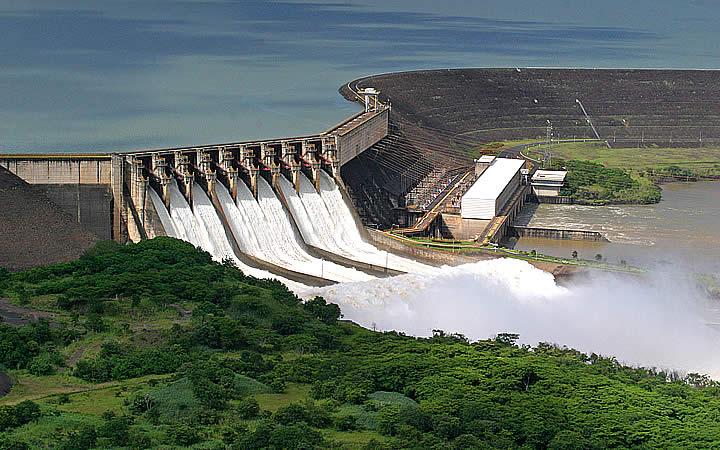 Usina Hidrelétrica Miranda de Uberlândia