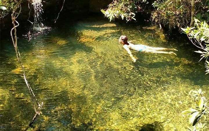 Cachoeira de Loquinhas