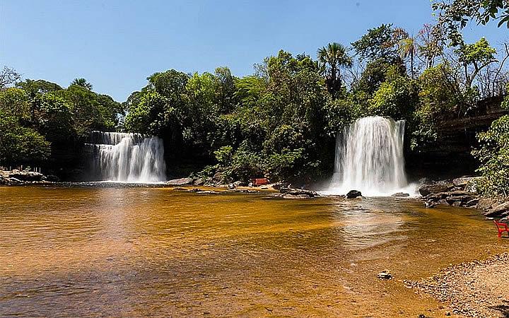 Cachoeiras em Carolina - Maranhão
