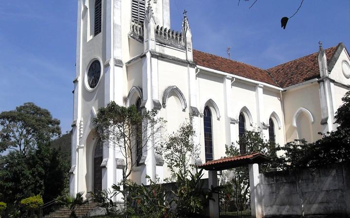 Igreja de Santa Isabel em Caxambu