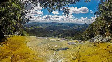 Mirante da Janela do Céu em Ibitipoca