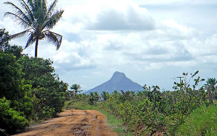 Monte Pascoal em Corumbau