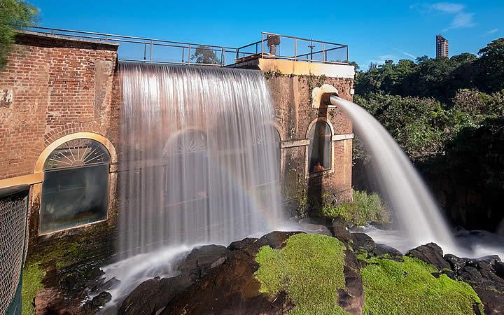 Museu da água de Piracicaba