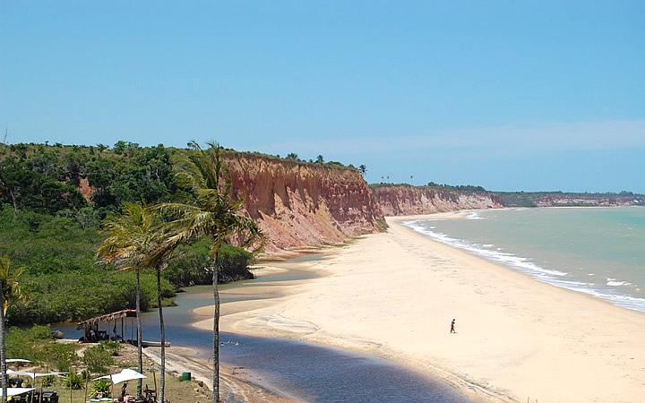 Orla da Praia de Japara Grande