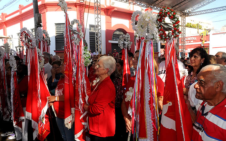 Pessoas Festa do Divino em Piracicaba