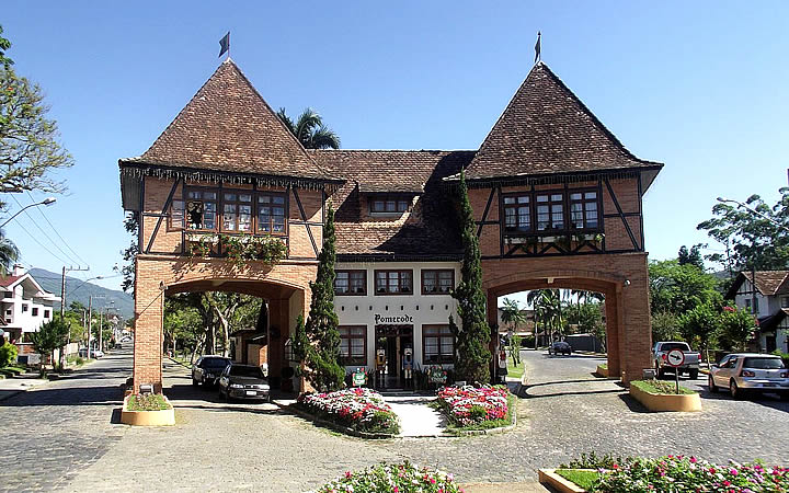 Portal Turístico de Pomerode