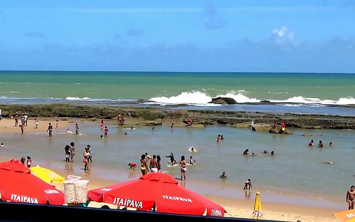 Praia de Arembepe