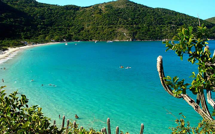 Praia de Lopes Mendes – RJ