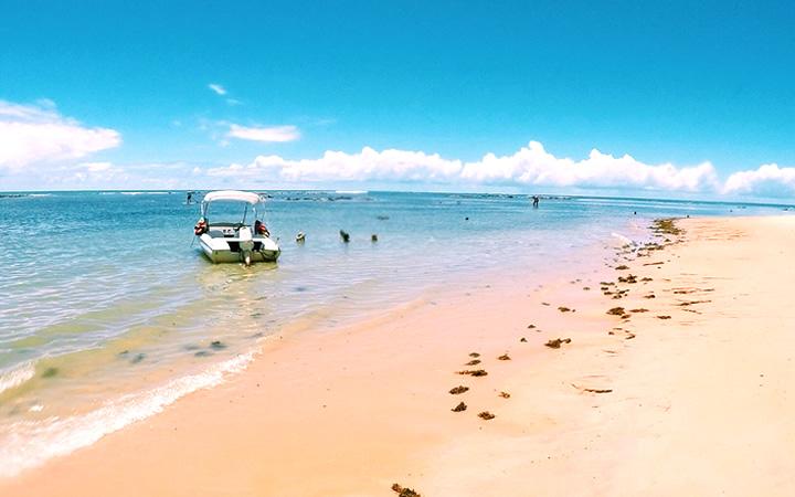 Praia de Satú