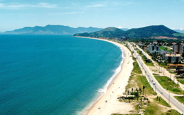 Praia do Centro - Caraguatatuba