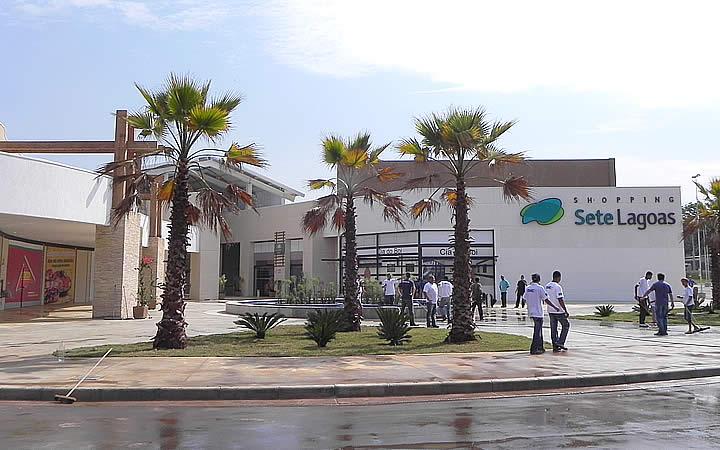 Shopping Sete Lagoas