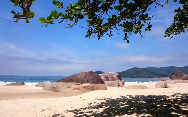 Praia de Fora - Trindade - RJ