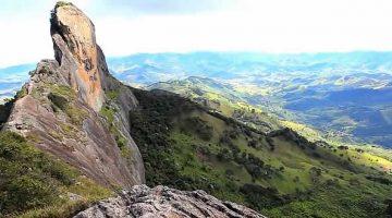 Alto da pedra em São Bento do Sapucaí