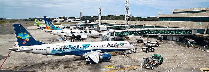 Avião da Companhia Azul