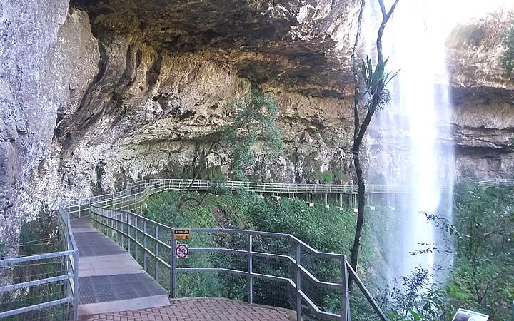 Bento Gonçalves - Parque Salto Ventoso